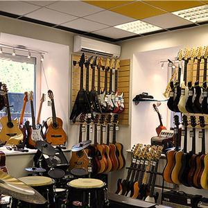 Музыкальные магазины Кугеси