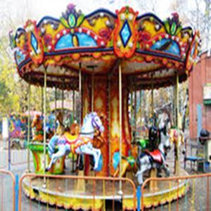 Парки культуры и отдыха Кугеси
