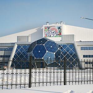 Спортивные комплексы Кугеси