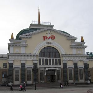 Железнодорожные вокзалы Кугеси
